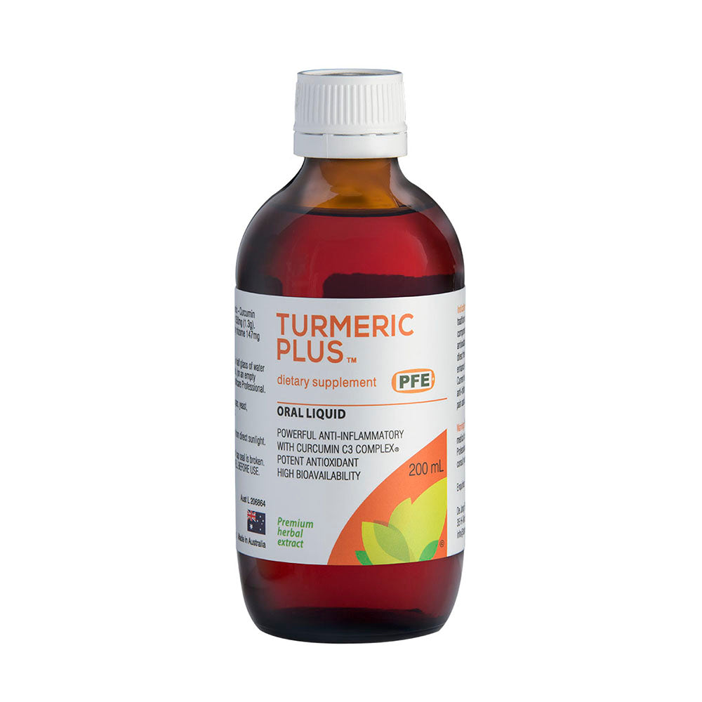 PFE Turmeric Plus Oral Liquid 200ml