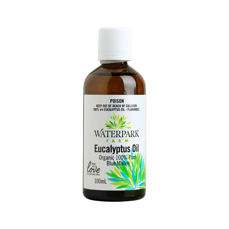 WaterPark Farm Organic 100% Pure Eucalyptus Oil 100ml