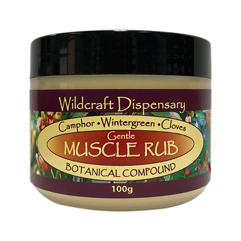 Wildcraft Dispensary Gentle Muscle Rub Natural Ointment 100g