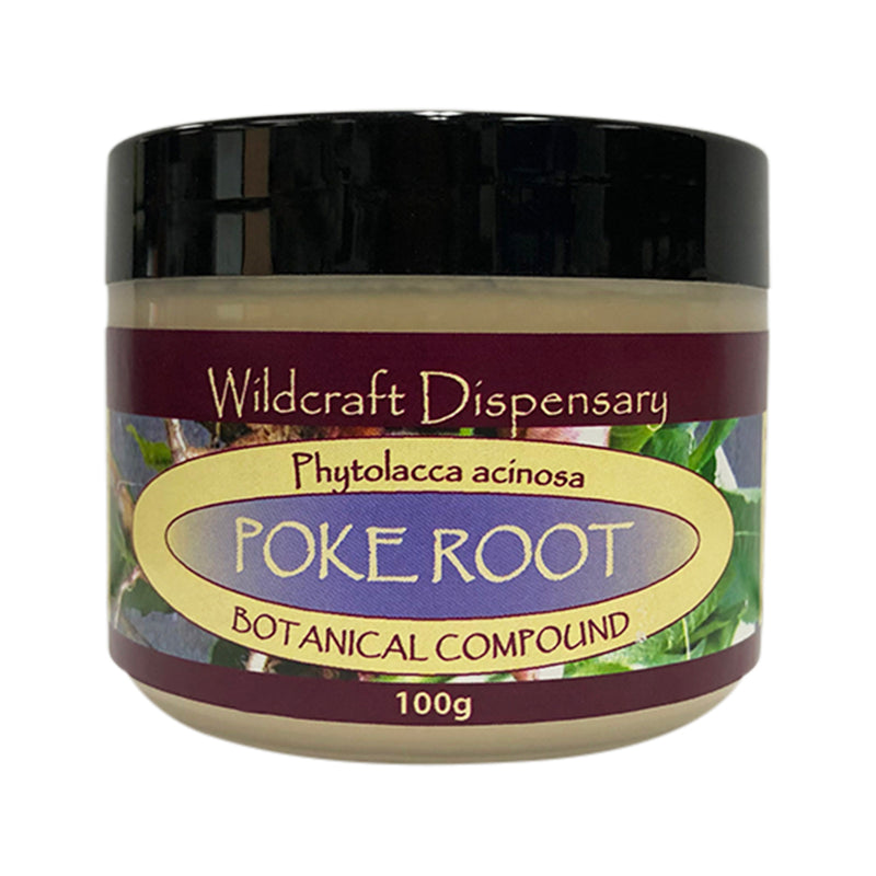 Wildcraft Dispensary Poke Root Natural Ointment 100g