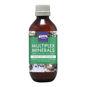 Wonder Foods Multiplex Minerals (with Humic and Fulvic Acids) 200ml