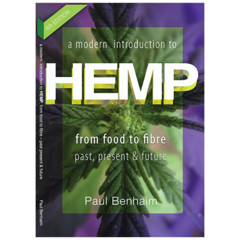 A Modern Introduction to Hemp by Paul Benhaim