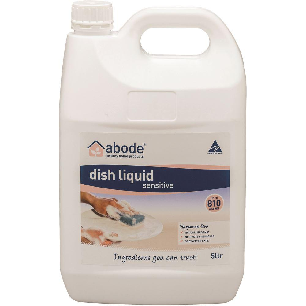 Abode Dishwashing Liquid Sensitive 5L