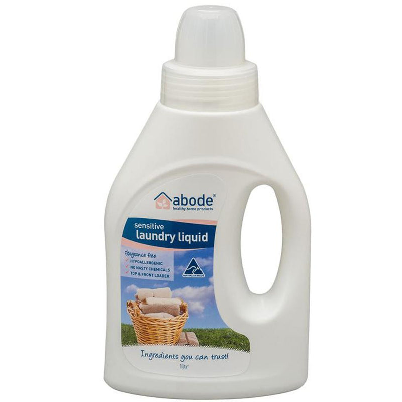 Abode Laundry Liquid Sensitive 1L