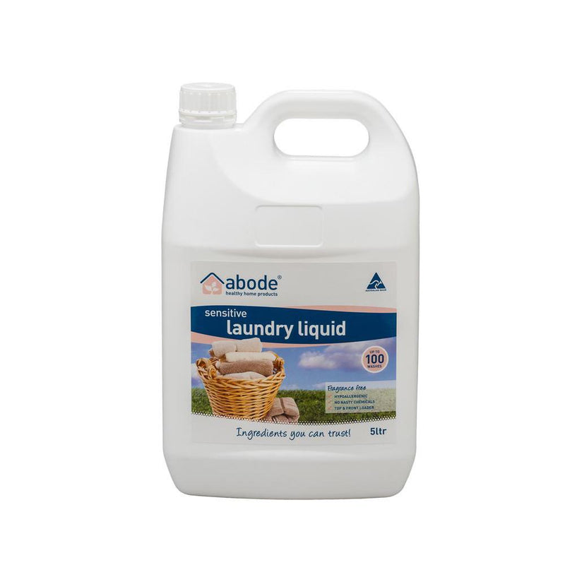 Abode Laundry Liquid Sensitive 5L