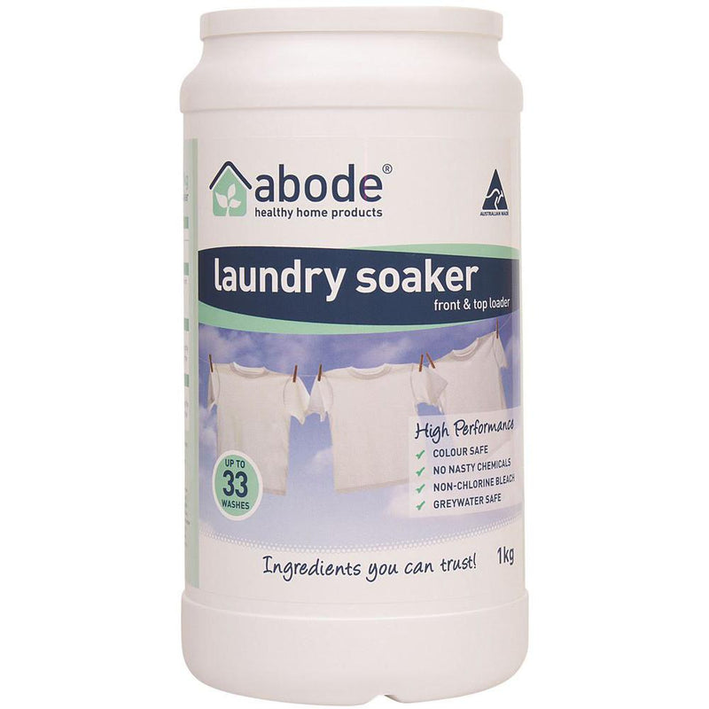 Abode Laundry Soaker High Performance 1kg
