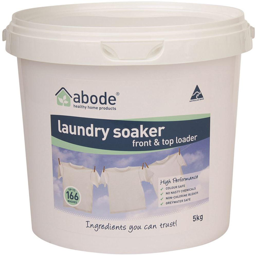 Abode Laundry Soaker High Performance Bucket 5kg