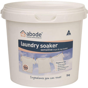 Abode Laundry Soaker Sensitive Bucket 5kg
