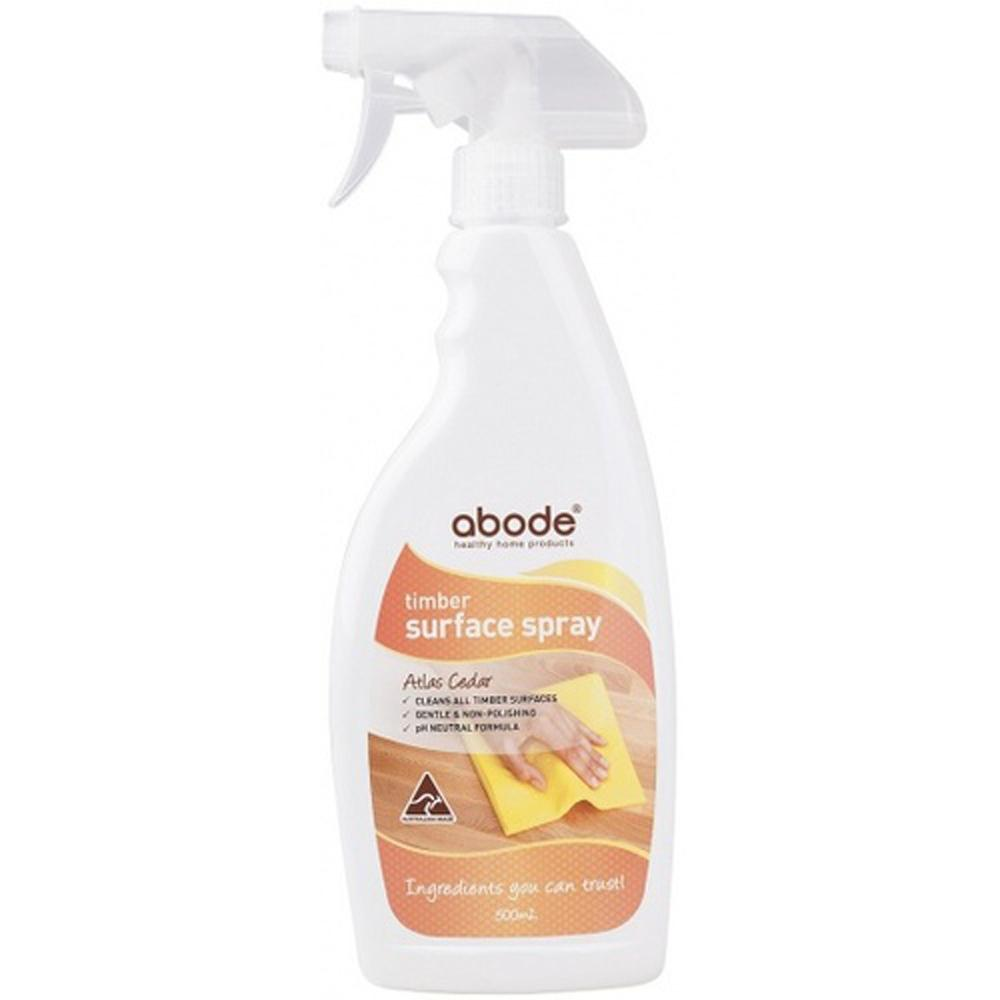 Abode Timber Surface Cleaner 500ml