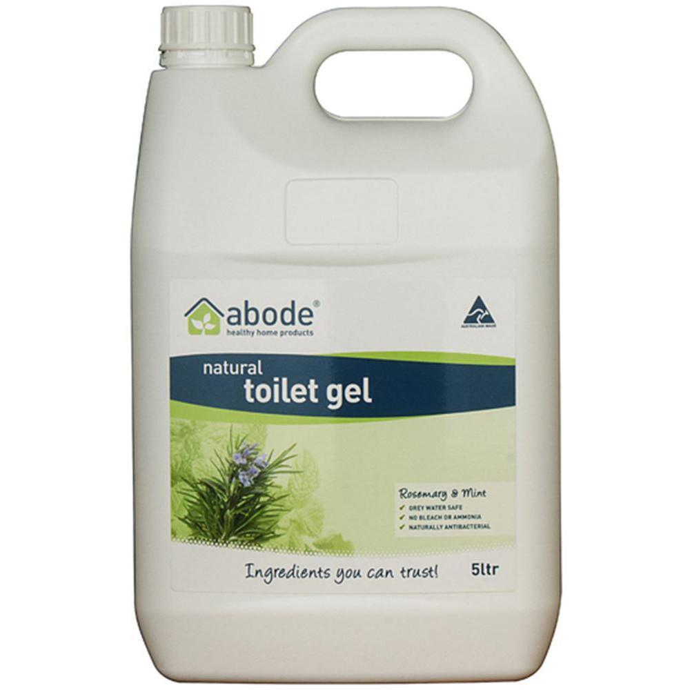 Abode Toilet Gel Rosemary & Mint 5L