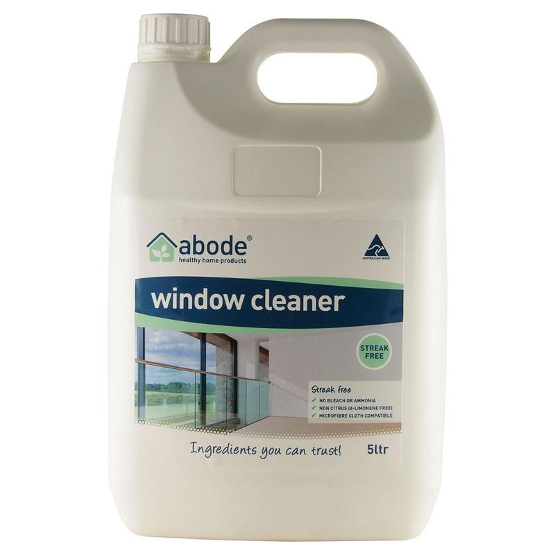Abode Window Cleaner 5L