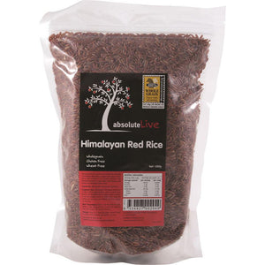 Absolute Live Himalayan Red Rice 1kg