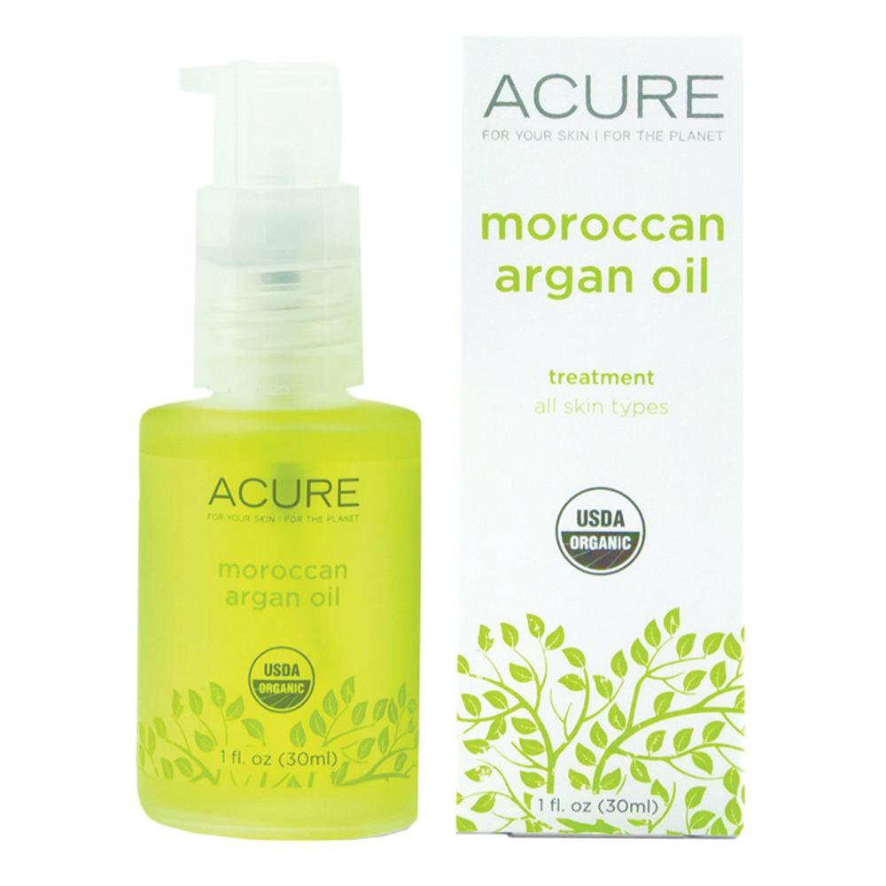 Acure Argan Oil 100% Certified Organic 30ml