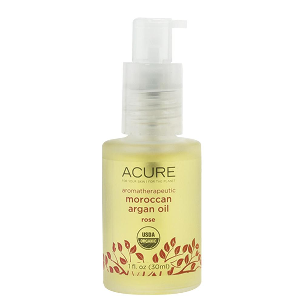Acure Argan Oil Aromatherapeutic Rose 30ml
