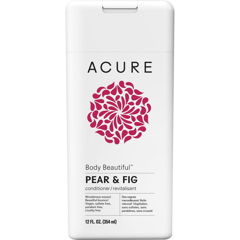 Acure Body Beautiful Conditioner Pear 354ml