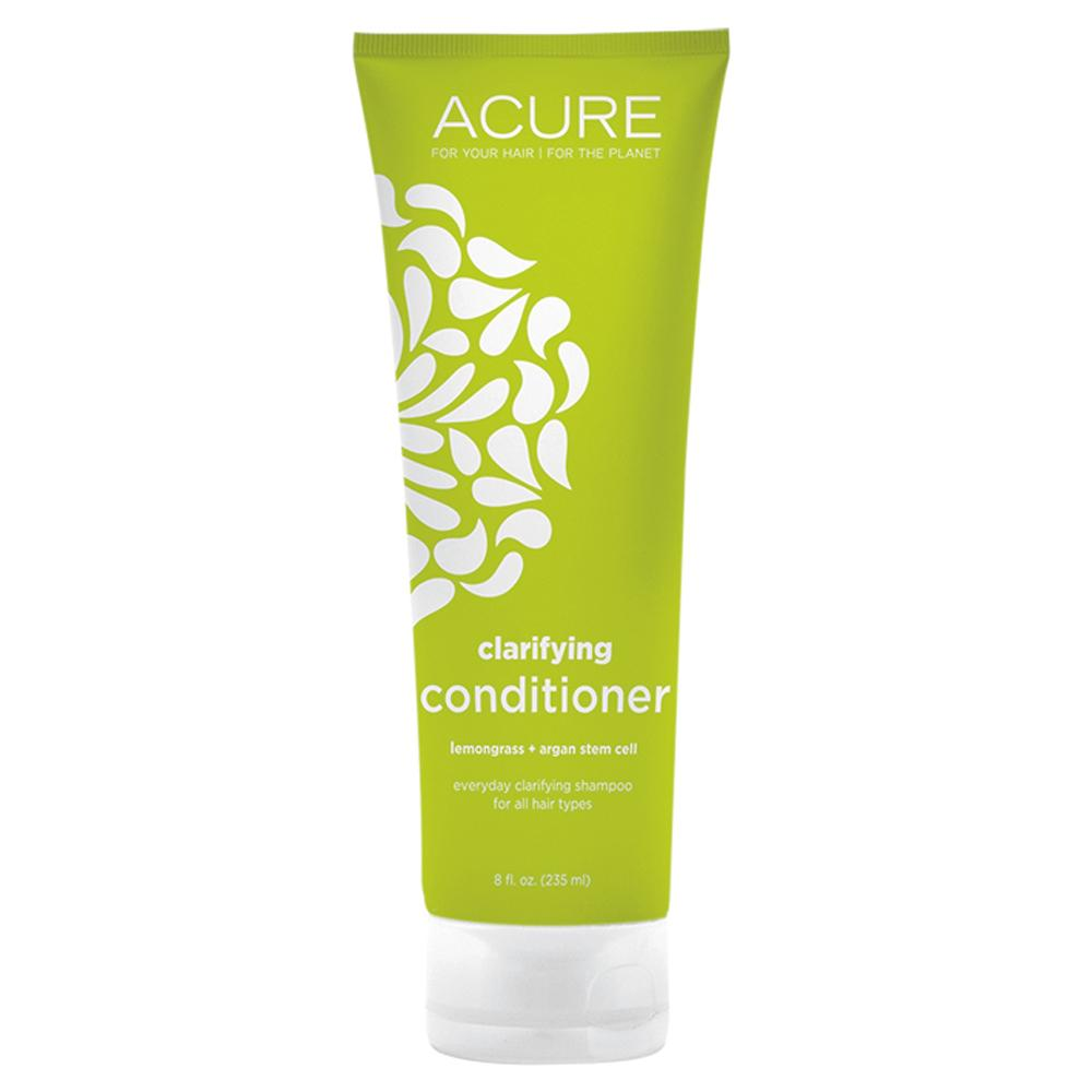 Acure Clarifying Conditioner Lemongrass and Argan Stem Cell 235ml