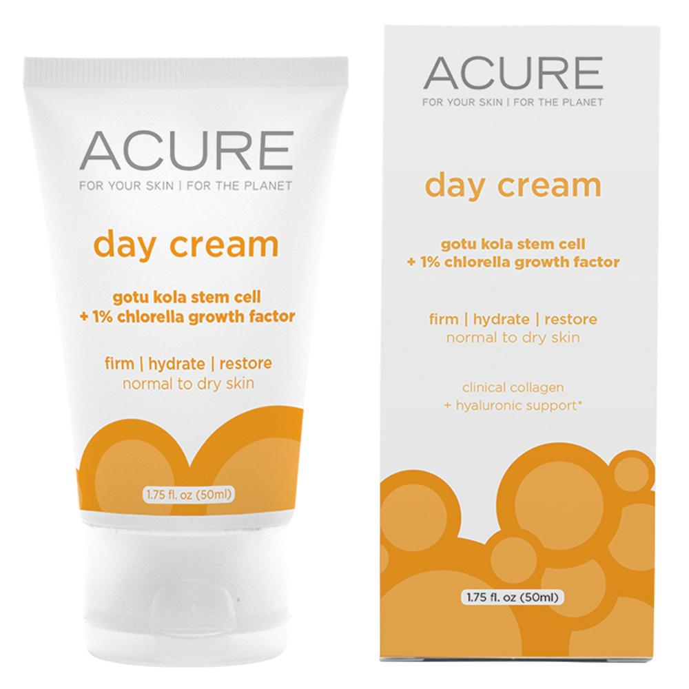 Acure Day Cream Gotu Kola and Chlorella 50ml