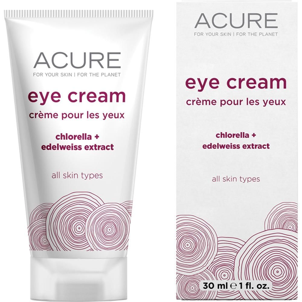 Acure Eye Cream Chlorella and Edelweiss Stem Cell 30ml
