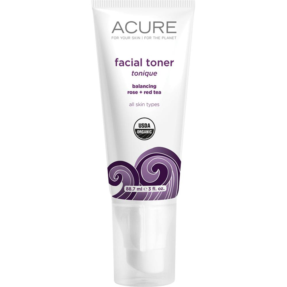 Acure Facial Toner Rose and Red Tea 88.7ml