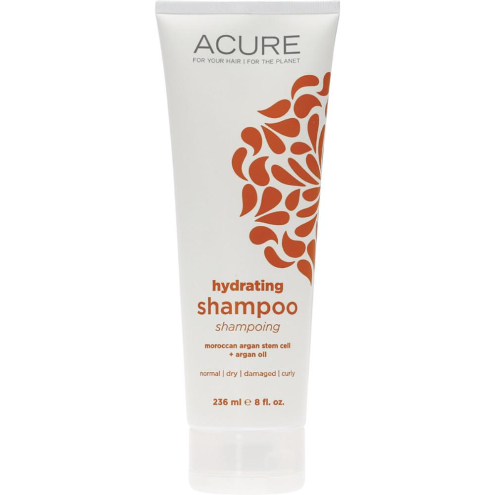 Acure Hydrating Shampoo Moroccan Argan Stem Cell 235ml