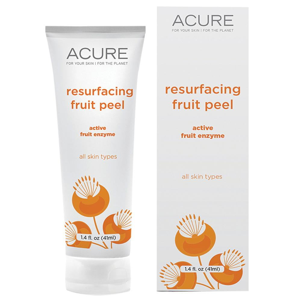 Acure Resurfacing Fruit Peel 41ml Active Fruit Enzymes