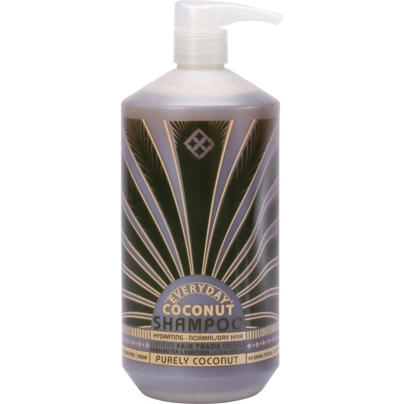 Alaffia-Everyday Coconut Shampoo Coconut 950ml