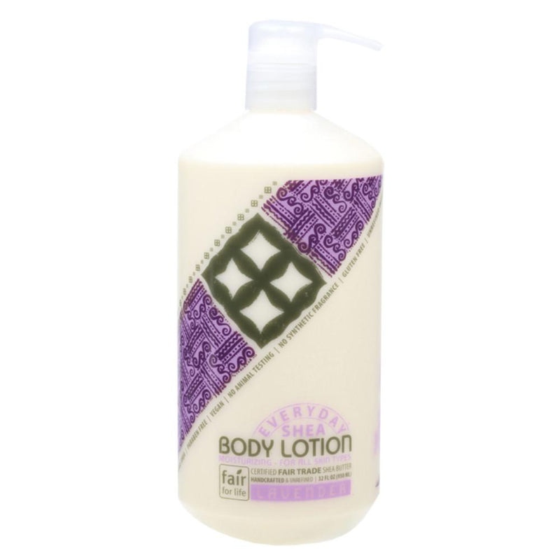 Alaffia-Everyday Shea Body Lotion Lavender 950ml