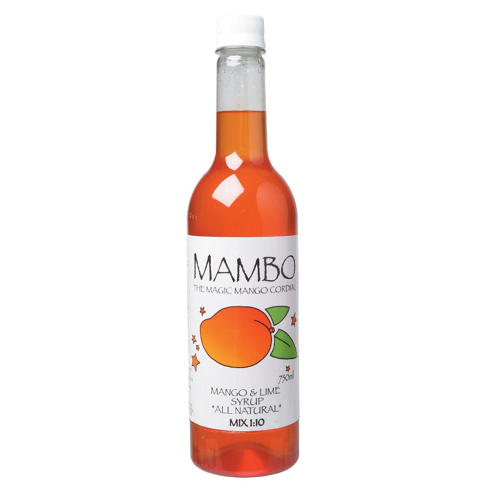 Alchemy Cordial Mambo Mango and Lime