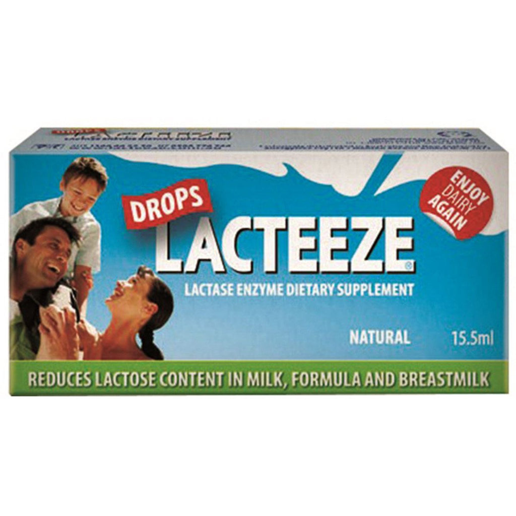 AllergyFree Lacteeze Drops 15.5ml
