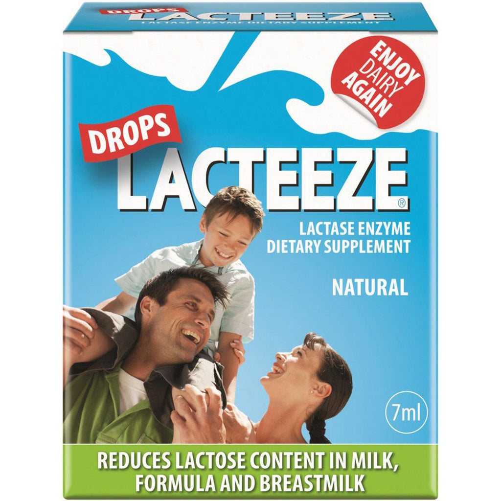 AllergyFree Lacteeze Drops 7ml