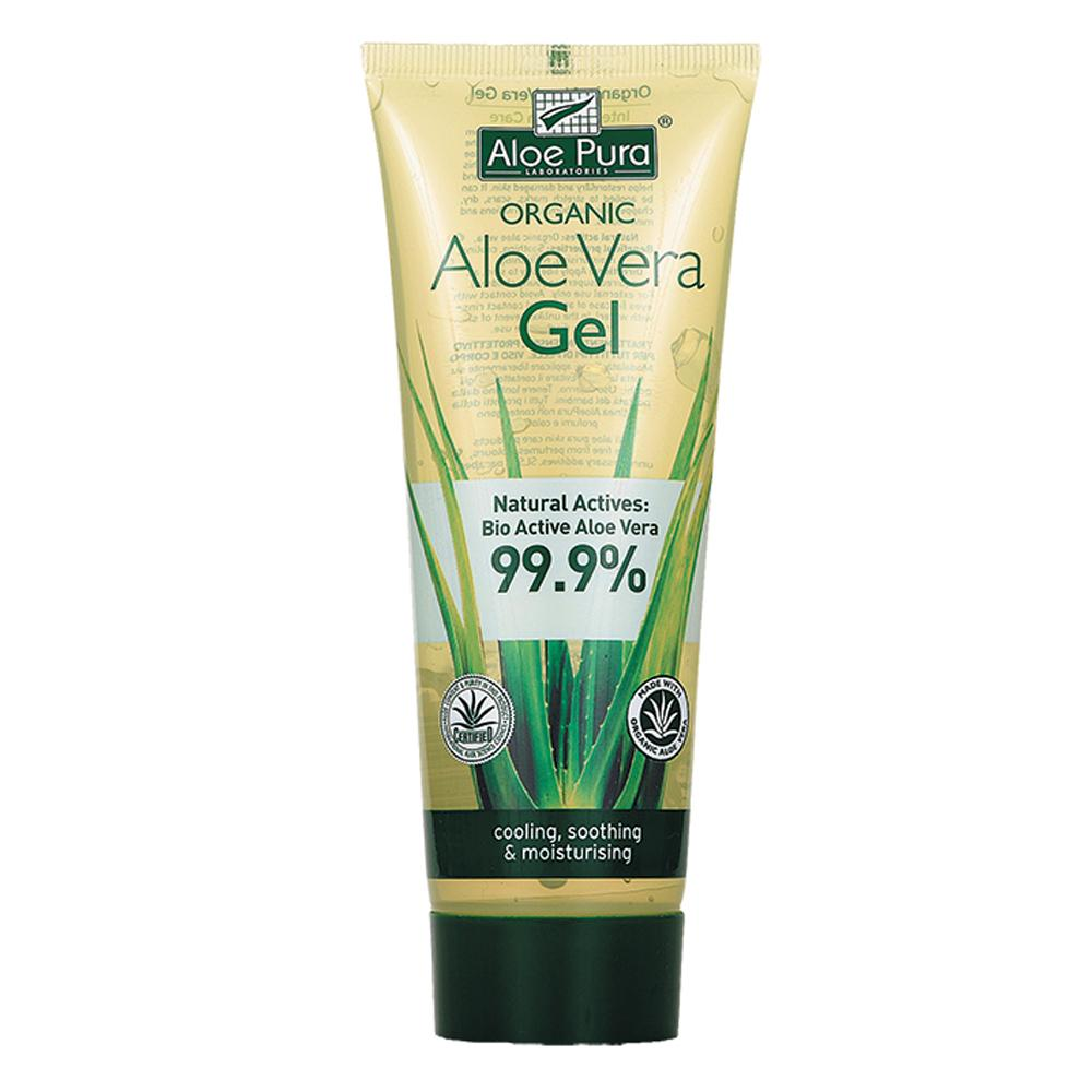 Aloe Pura Aloe Vera Gel 100ml 100% Pure