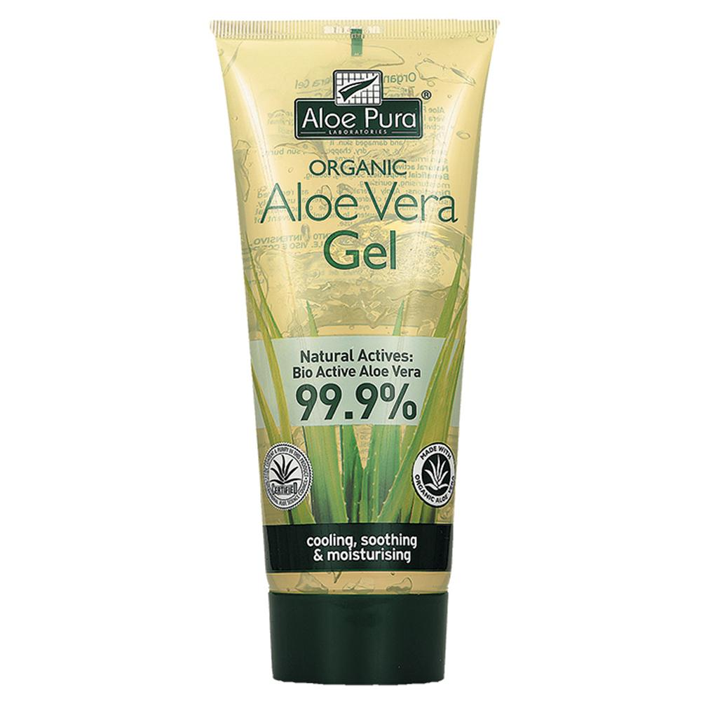 Aloe Pura Aloe Vera Gel 200ml 100% Pure