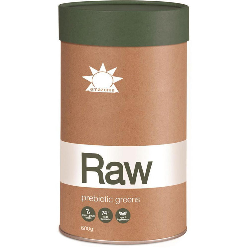 Amazonia Raw Prebiotic Greens 600g