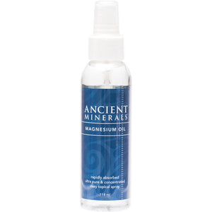 Ancient Minerals Magnesium Oil Spray 118ml