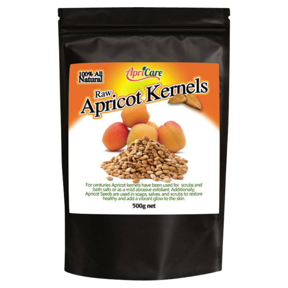 Apricare Raw Apricot Kernels 500g