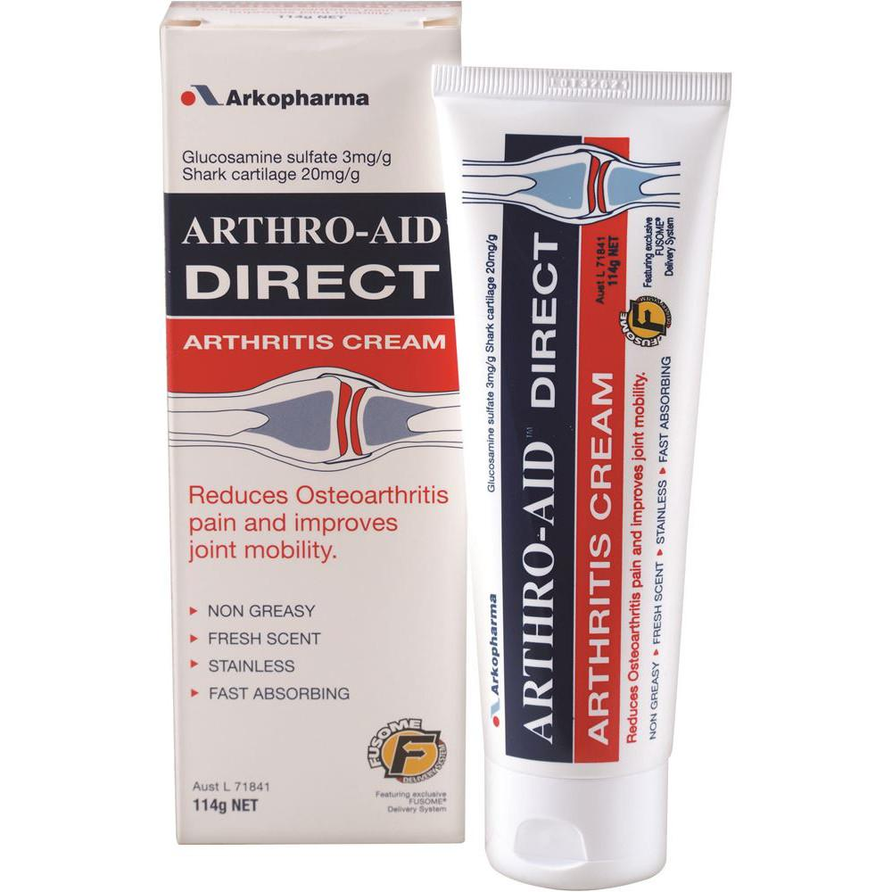 ArkoPharma Arthro-Aid Direct Cream 114g