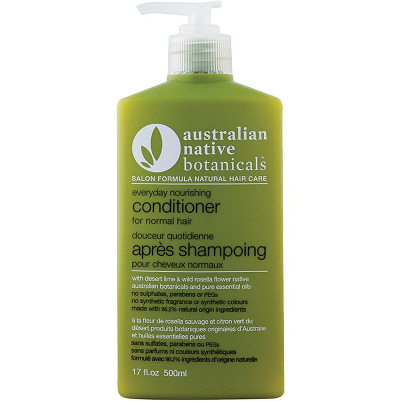 Aust. Native Botanicals Conditioner Nourishing 500ml Normal Hair