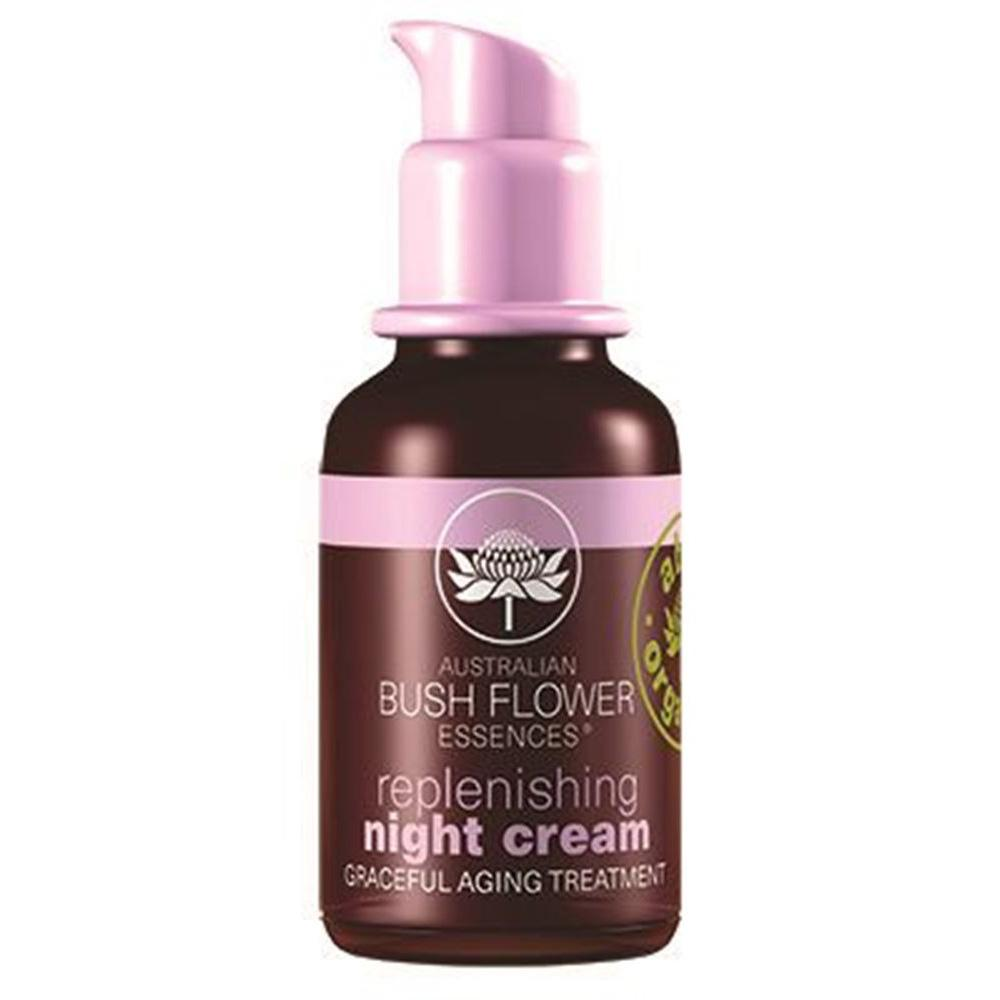 Australian Bush Love Replenishing Night Cream Ageing Treatment 30ml