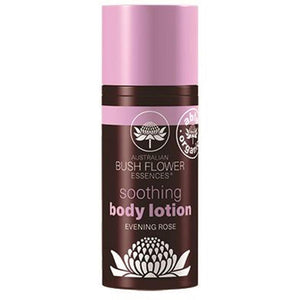 Australian Bush Love Soothing Body Lotion Evening Rose 100ml