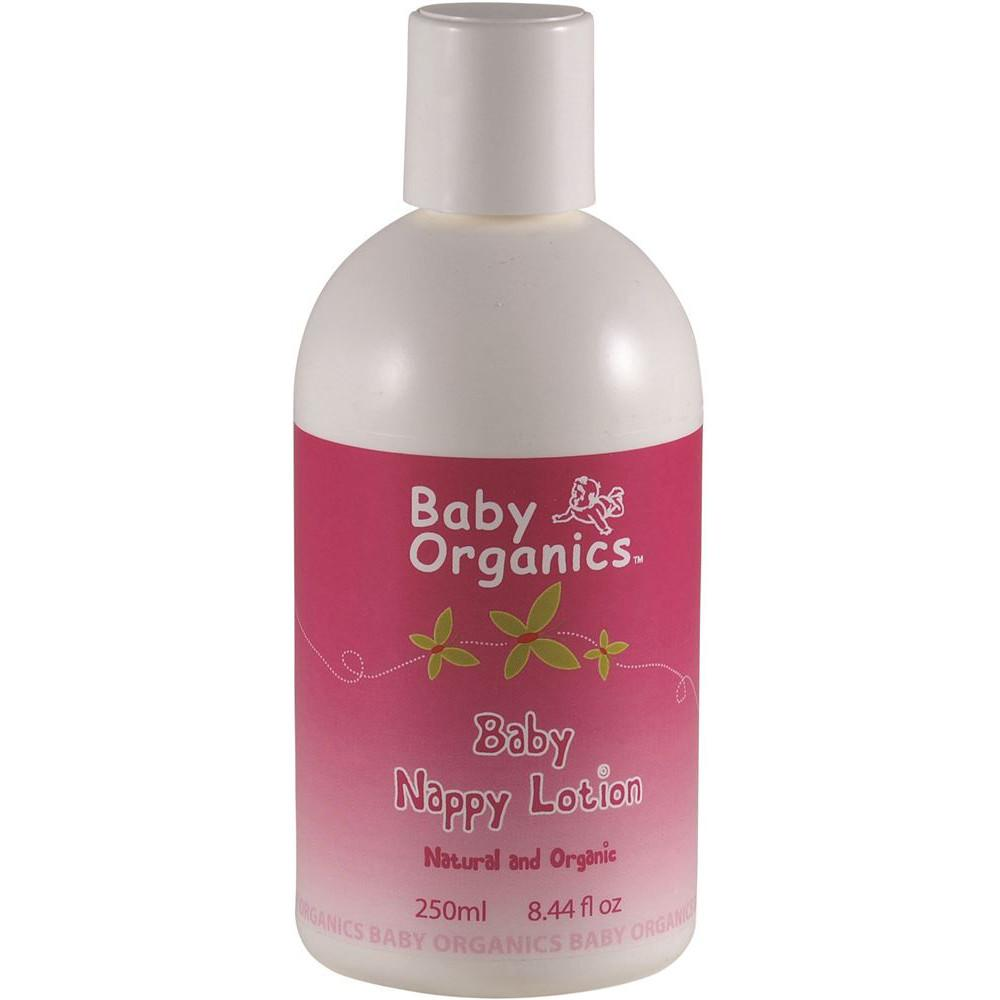 Baby Organics Baby Nappy Lotion 250ml