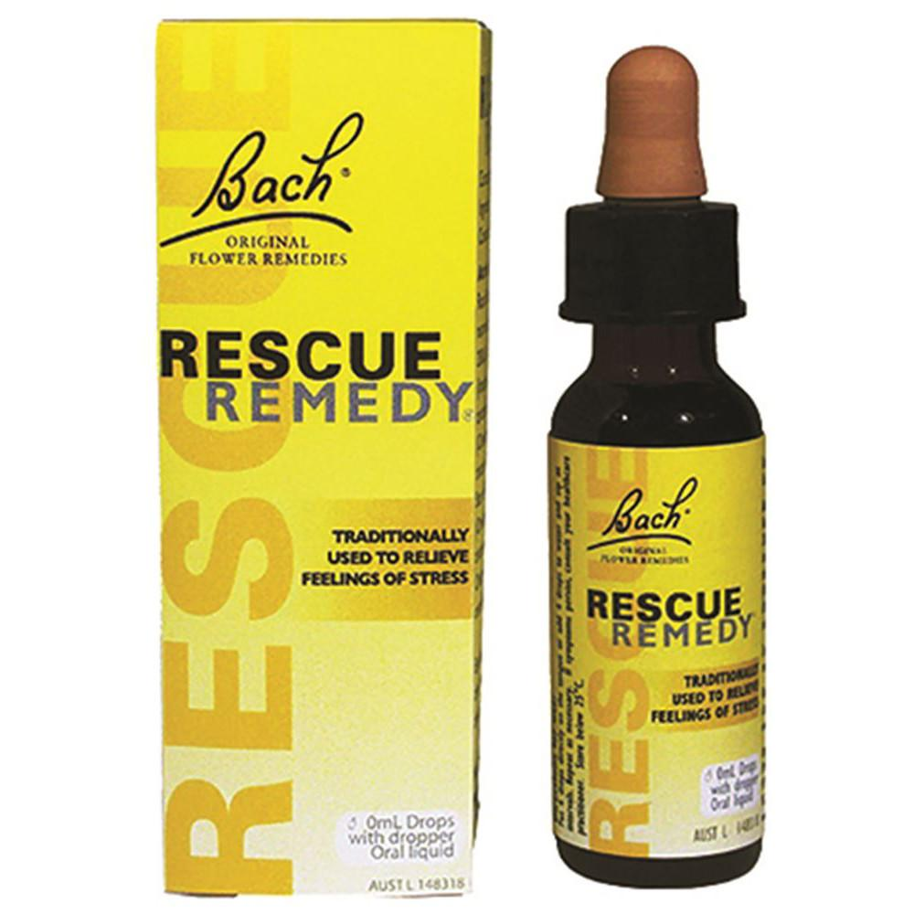 Bach Flower Remedies Rescue Remedy Drops 20ml