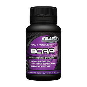 Balance BCAA (Branch Chain Amino Acids) 600mg 60c