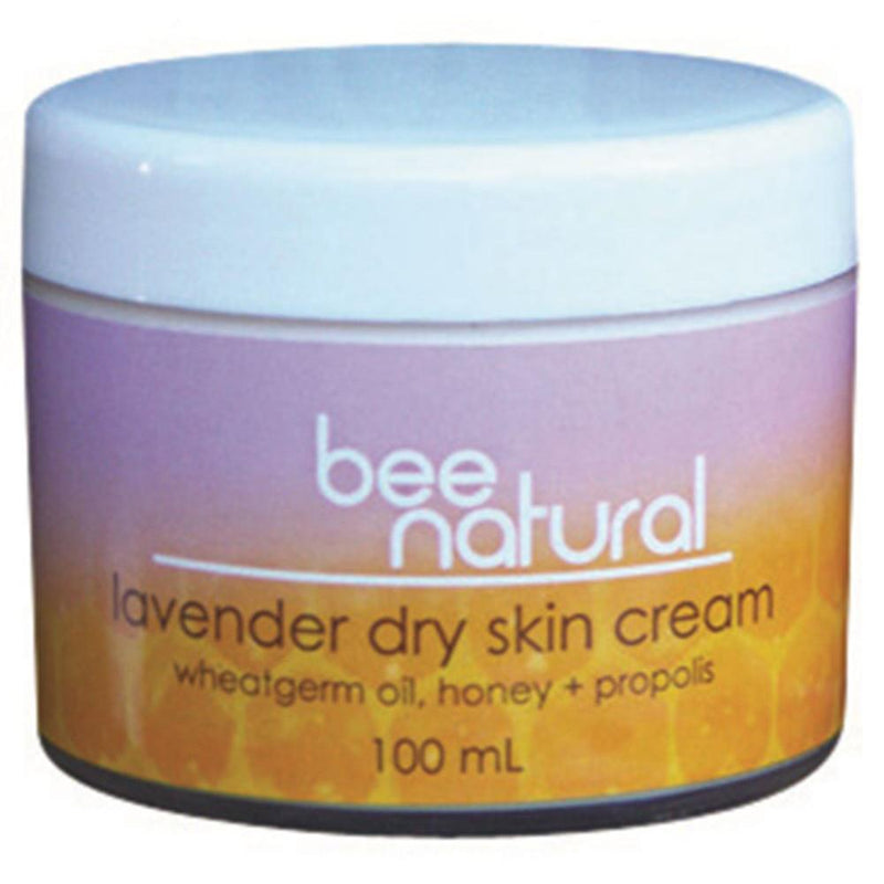 Bee Natural Lavender Dry Skin (Nourishment) Cream 100ml
