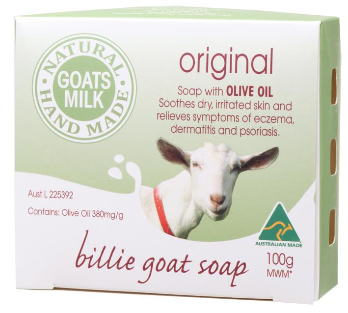 Billie Goat Soap Soap 100g Goat's Milk - Original
