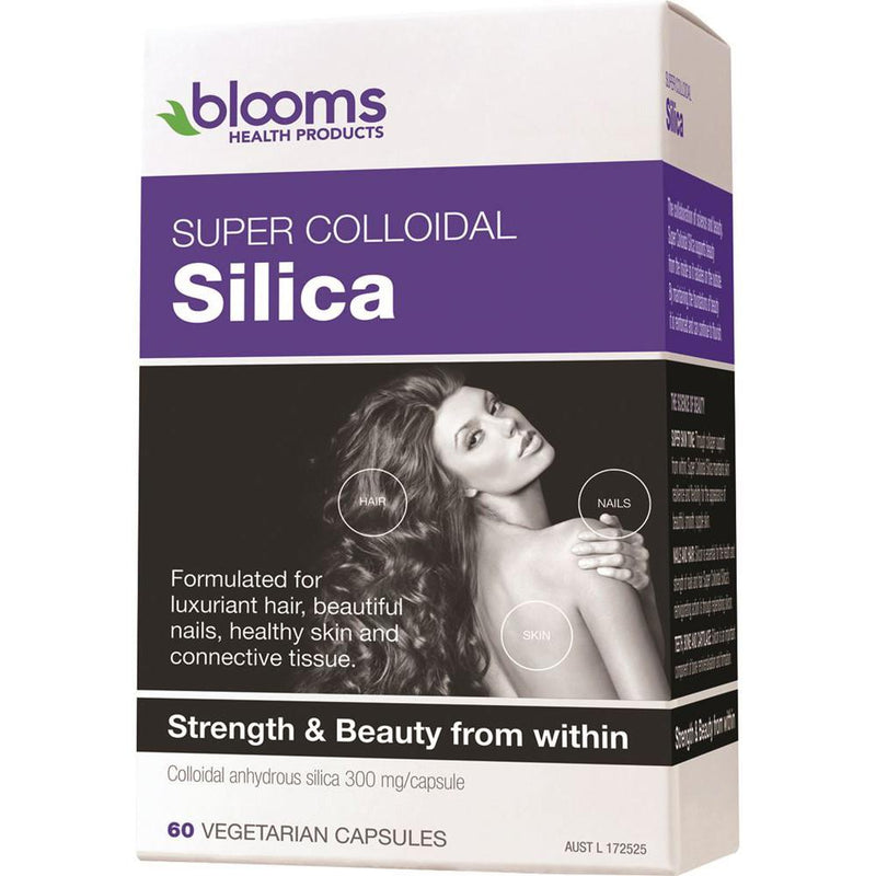 Blooms Colloidal Silica 300mg 60vc