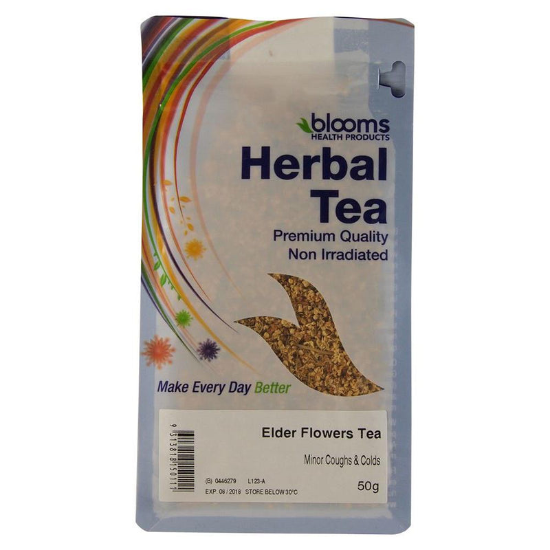 Blooms Elder Flowers Tea 50g