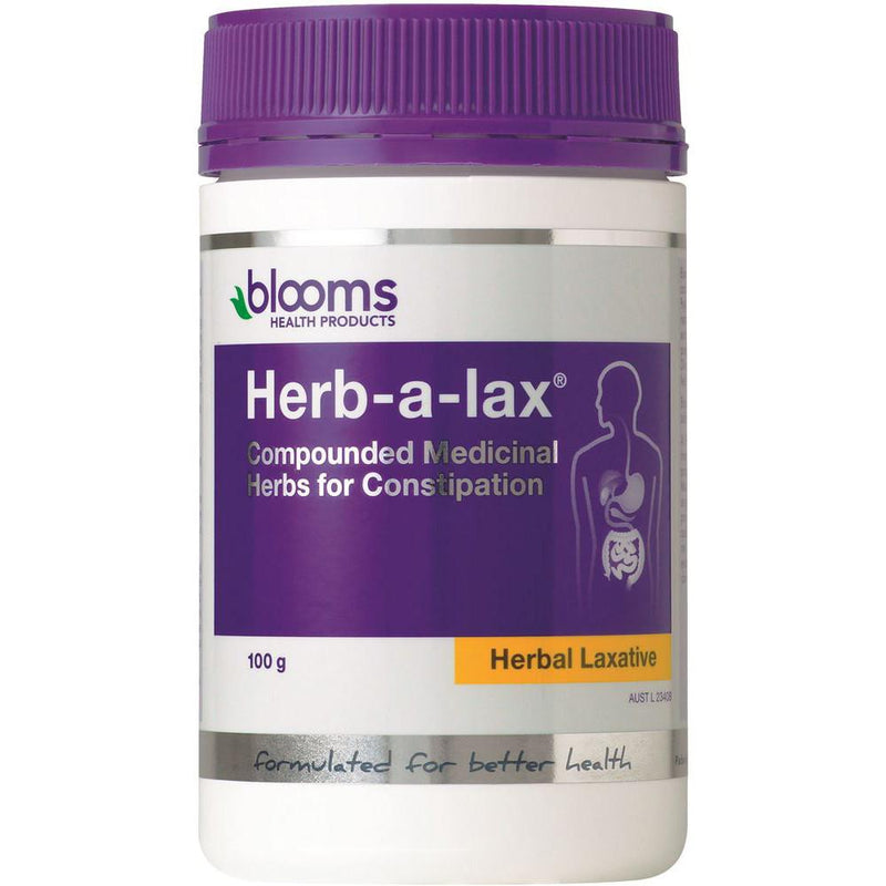 Blooms Herb a lax 100g