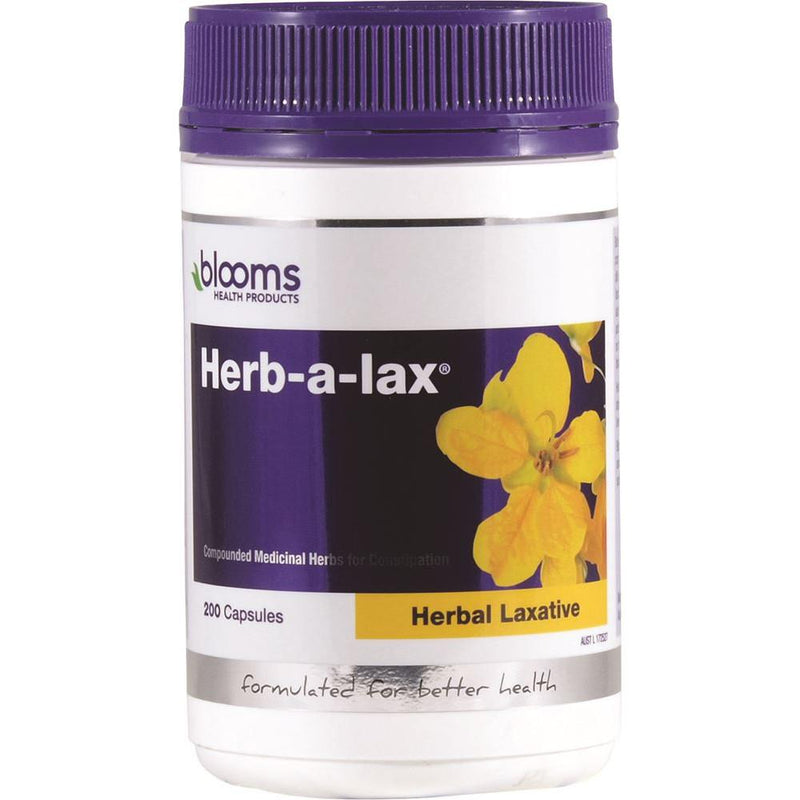 Blooms Herb a lax 200c