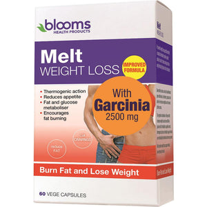 Blooms Melt Weight Loss 60vc