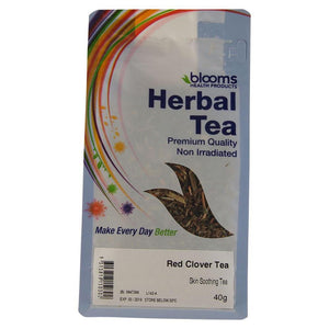 Blooms Red Clover Flower Tea 40g